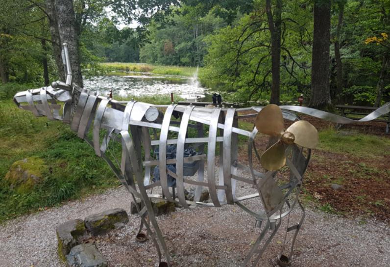 Skulpturparken Ängelsberg